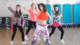Zumba Fitness Shakira - Dare (La La La) Official choreography By Giulia