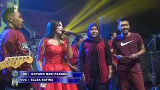 GOYANG NASI PADANG   ELLSA SAFIRA    MONATA   LIVE SHOW AROSBAYA