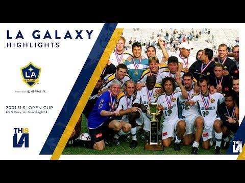 HIGHLIGHTS: 2001 U.S. Open Cup Final