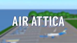 ROBLOX | Air Attica Flight