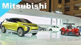 Mitsubishi - 2016 世界新車大展   特別報導