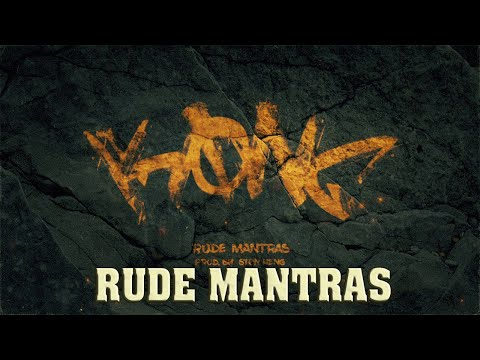 Andy Panda - Rude Mantras (Текст)
