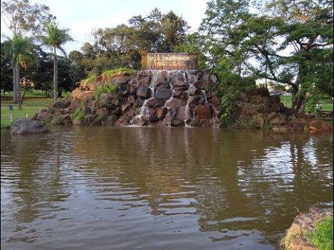Parque Ecológico - Cravinhos/SP - YouTube