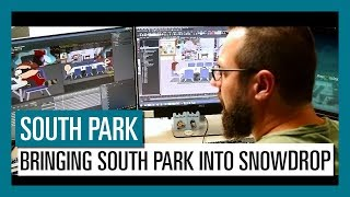 South Park : The Fractured But Whole - Bringing South Park Into Snowdrop - Ubisoft
