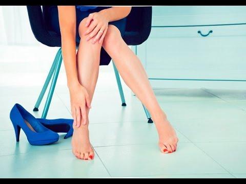 вены на ногах болят что делать