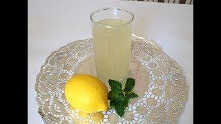 Лимонный квас | Секреты приготовления ароматного кваса