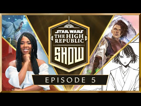 New High Republic Wave 3 Cover Reveals, Starlight Beacon Model Unveiled, and More!