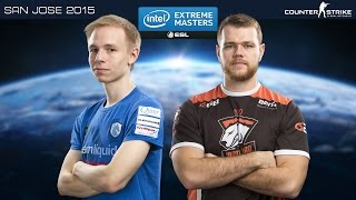 CS:GO - Liquid vs. Virtus.pro [Overpass] - IEM 2015 San Jose - Quarterfinal Map 1