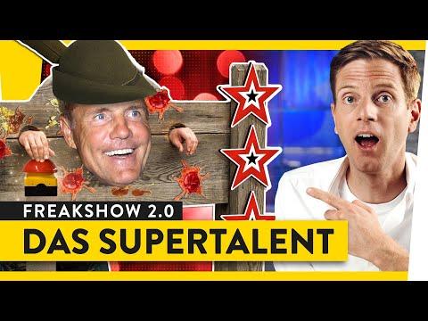 Das Supertalent: Entertainment aus dem Mittelalter | WALULIS