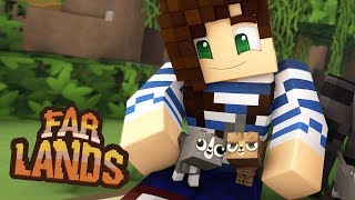 I Got Kittens! | Minecraft Far Lands