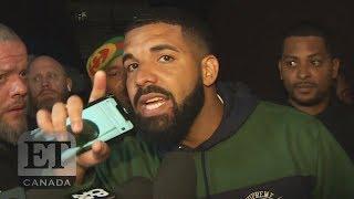 Drake Exposes Hoax Wedding Invite
