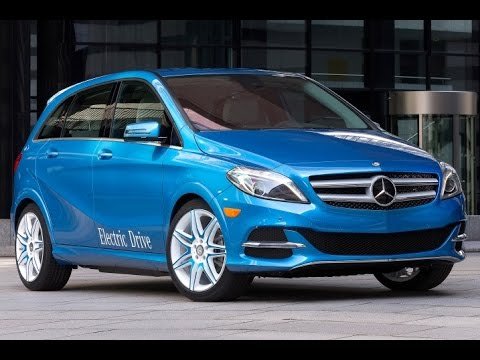 Mercedes Benz B Cl Electric Drive 2016 Car Review
