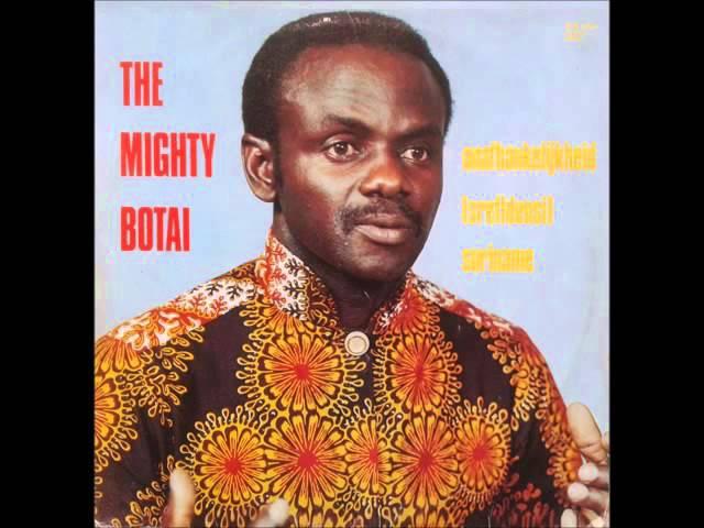 The Mighty Botai_Onafhankelijkheid (Srefidensi) Suriname (Album) 1975