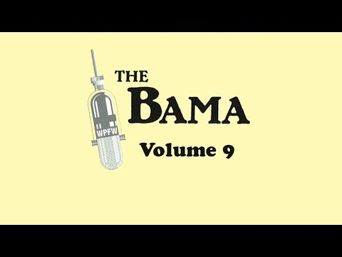 The Bama Radio Show Volume 9 (Christmas show) - WPFW 89.3 Jerry Washington