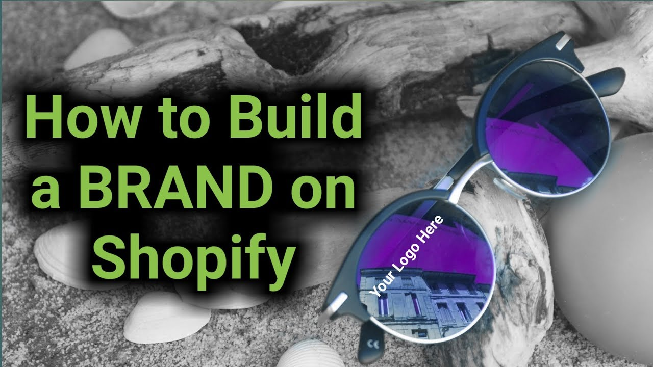 How to Build a Brand on Shopify (Private Label)