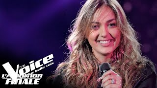 Lionel Richie (Hello) | Yasmine Ammari | The Voice France 2018 | Auditions Finales