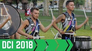 Blue Devils Drumline 2018 FINALS LOT
