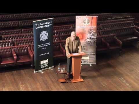 Antony Beevor | The Cambridge Union