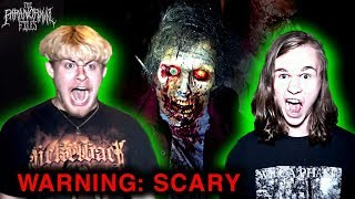America's Scariest Haunted House   THE PARANORMAL FILES