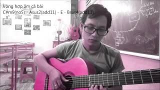 Lặng thầm một tình yêu (How to lead guitar #4)