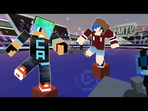 Minecraft / Block Party / That was so close! / Radiojh Games