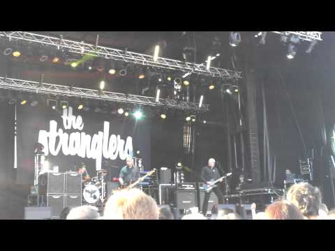 The Stranglers live at Whitehaven PEACHES