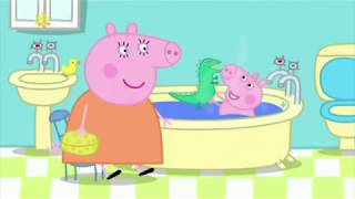 PEPPA PIG THE MOVIE : WHO EXPLODED GEORGES DINOSAUR