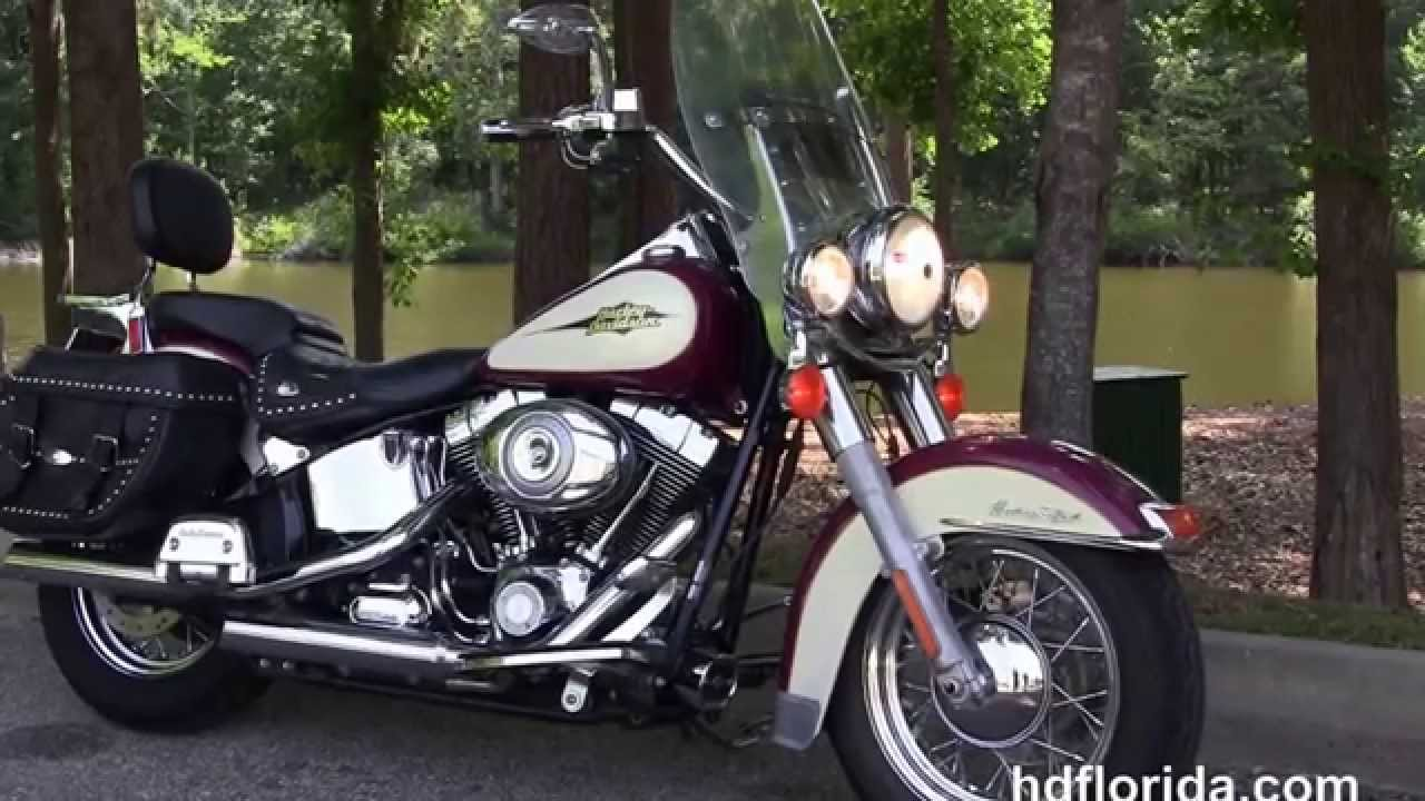 used 2007 harley davidson heritage softail classic motorcycles for