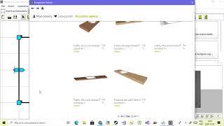 Jak utworzyć nowy projekt, dodać płytki i obiekty 3D w Tilelook Design Tool