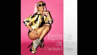New Music (2014): Keyshia Cole - Loyal Freestyle (feat. Sean Kingston & Lil Wayne)