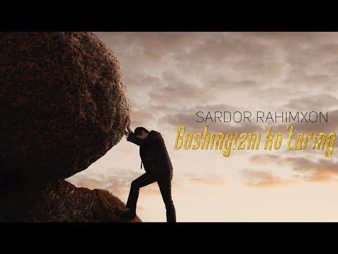 Sardor Rahimxon - Boshingizni Ko'taring (Ajr Loyihasi Juda Ta'sirli)