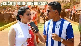 Preguntas de Cultura General en los Desfiles Patrios | JosueColindresHN