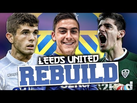 REBUILDING LEEDS UNITED!!! FIFA 17 Career Mode