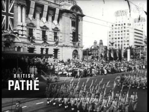 South Africa's Royal Visit Reel 1 (1947)