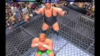 WWF Smackdown - Just Bring It (ps2)