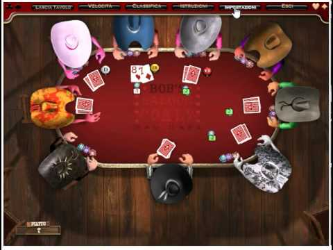 Governor of poker online! - gioca gratis online su Mondogratis.it