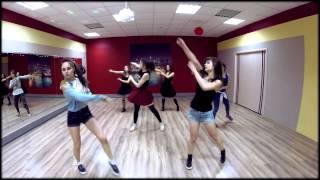 Джаз-фанк начинающие / Группа Т.Стародуб / Dance Center