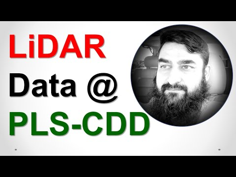IHR - PLS CADD Training (How Deal with Feature Code & LiDAR Data)