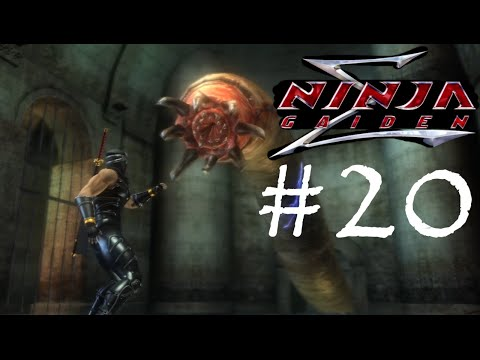 Let's Play... Ninja Gaiden Sigma #20 (Blind) ELECTRIC WORM!!