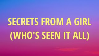 Lorde - Secrets from a Girl (Who's Seen It All) [Lyrics]