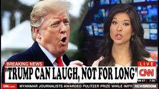 """No exoneration"" CNN's ANNE DISGUSTS Trump's INNOCENCE CLAIM"