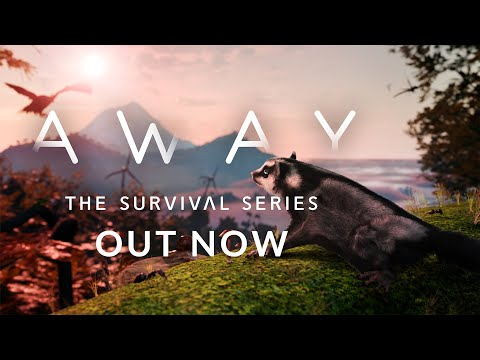 AWAY: The Survival Series - Launch Day Trailer