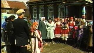 Мордовская свадьба, село Вышелей. (Мировая деревня)
