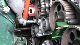 FTCC 21 - Remplacement de la courroie de distribution - Moteur V6