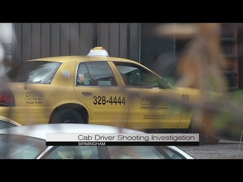 Cab driver safety
