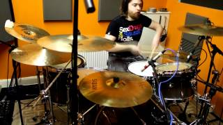 Rage Against The Machine - Bombtrack Drum Cover HD