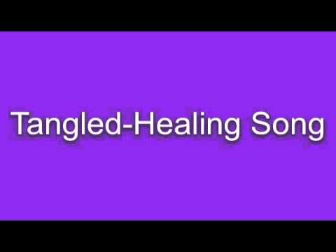 Tangled-Healing Song Cover (Flower Gleam and Glow)