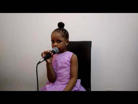 AM TRADING MY SORROW BY QUEENESTHER 4YR OLD GIRL