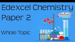 The whole of EDEXCEL Chemistry Paper 2 or C2 in only 47 minutes. 9-1 GCSE Science Revision