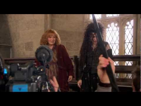 Thumbnail: Molly Takes Down Bellatrix - The Deathly Hallows: Part 2